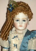 Portrait Jumeau Lady Doll